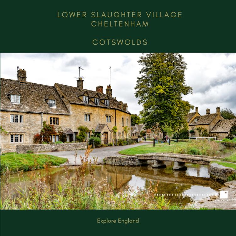 Lower Slaughter village