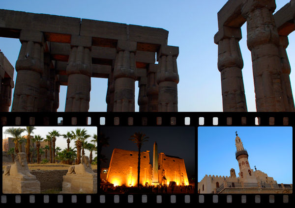 Luxor Montage