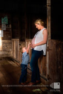 Maternity Pregnancy Photography Jesse Curran Woolshed