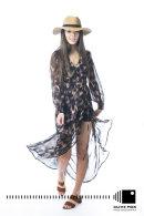 Maxi Wrap Dress Devils Princess Boutique CF43136
