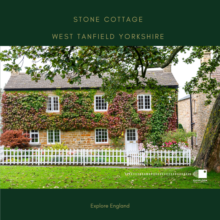 Yorkshire Stone Cottage West Tanfield