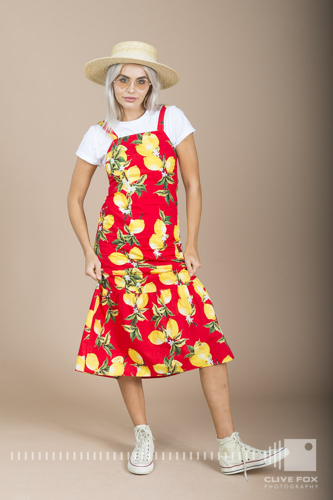 TAKE ME TO TUSCANY DRESS  CF44841