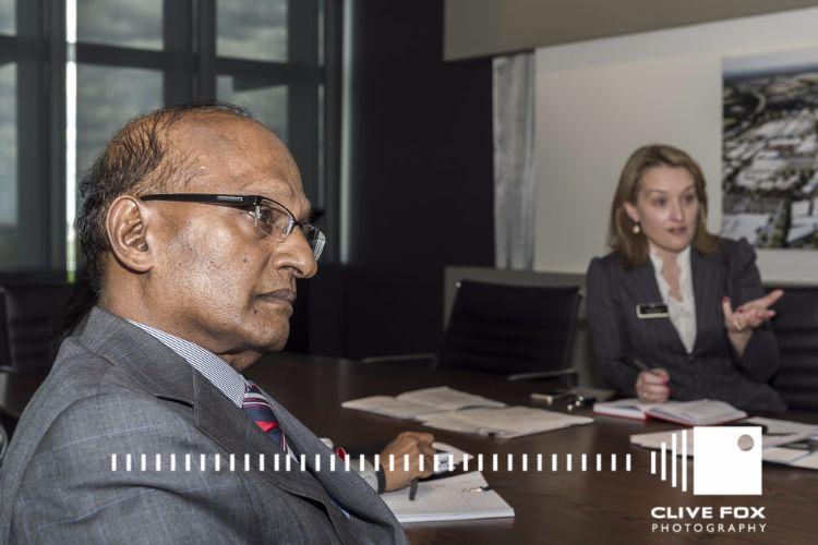 Maha Sinnathamby CEO