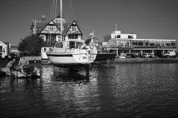 Brightlingsea Oyster landing