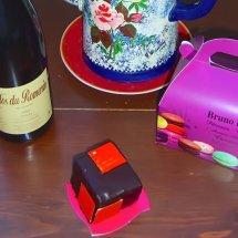 Pairing Maury & Chocolate Cake