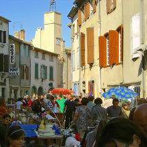 Rue Trivalle Vide-grenier