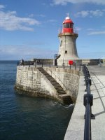 South Shields Lighthouse 2005