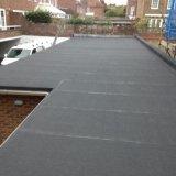 Garage roof block in high performance felt