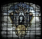 WILLIAM BLAKE WINDOW
