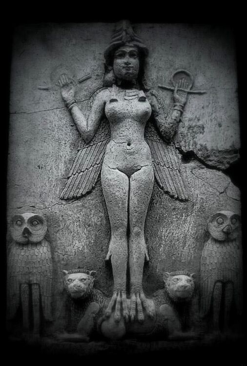 THE QUEEN OF THE NIGHT, RELIEF