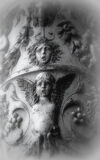 DETAIL ON A COLUMN