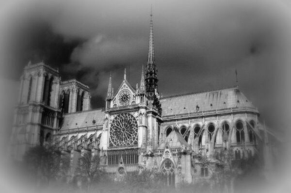 CATHEDRAL IN THE CLOUDS