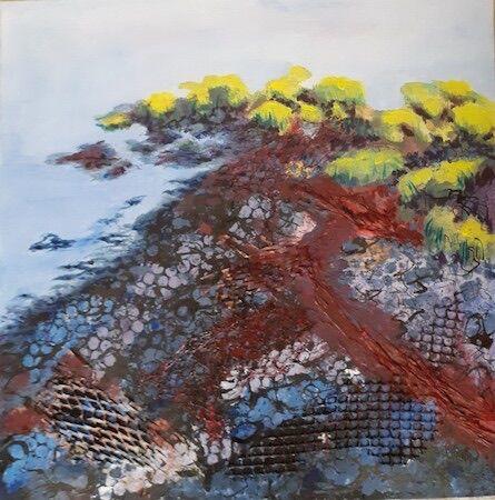 """Stony Shore"" by Helen Rowbotham"