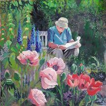 """Sunshine, Garden and Nigel"""