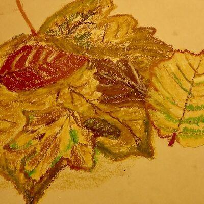 """""""Autumn"""" by Liz Bibby"""