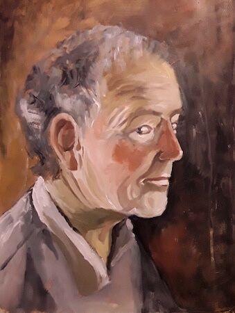 """""""Nigel"""" by Margaret Cummins"""