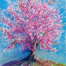"""""""Cherry Blossom"""" by Joan Patterson"""