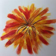 """A wee bit of sunshine"" by Barbara Wade"