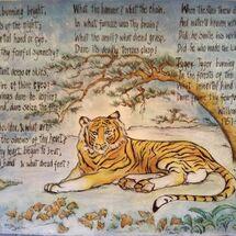 """""""Tyger, Tyger"""", inspired by William Blake"""