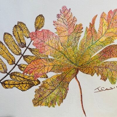 """Autumn Leaves"" by Jan Callender"