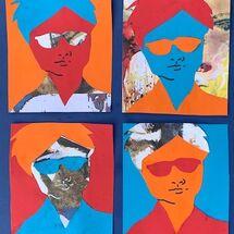 """'Self Portrait"""" by Moira MacPherson"""