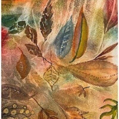 """""""Fallen"""" by Marjorie Rae"""