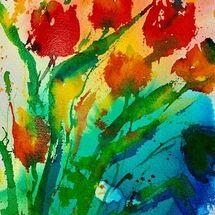 """""""Tulips"""" by Moira MacPherson"""