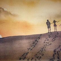 """""""Desert Memories"""" by Marjorie Rae"""