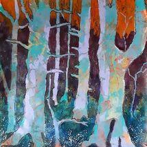 """Townhill Woods"" by Margaret Cummins"