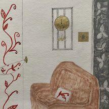 """My Lounge"" by Hazel Campbell"