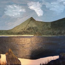 """Loch Rannoch and Schiehallion"" by Hazel Campbell"