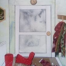 """There's a snow blizzard out there!"" by Joan Patterson"