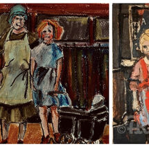 """Les Miserables"" by Moira MacPherson"