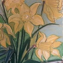 """Lucy's Daffodils"" by Jan Callender"