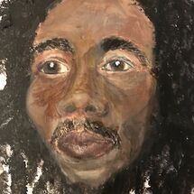 """Absolutely NOT Bob Marley' by Barbara Wade"
