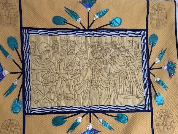 """Egyptian Odyssey"" by Jean Boath"