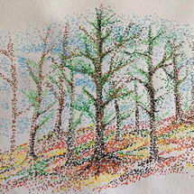 """Woodlands"" by Maggie Brown"
