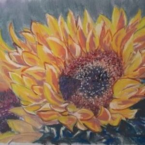 """Sunflower"" by Helen Rowbotham"