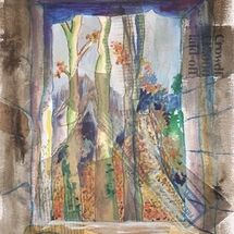 """Through the window"" by Helen Rowbotham"