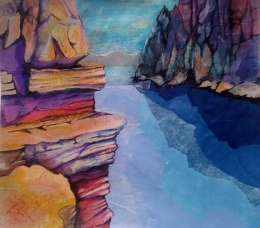 """Hoy Rocks"" by Joan Patterson"