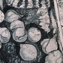 "'Onions in a Box"" by Margaret Cummins"
