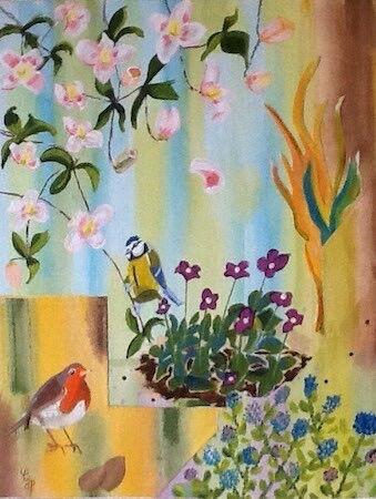 """""""Glimpses of Seasons"""" by Gabi Piche-Paterson"""