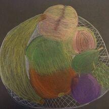 "'Fruit Basket"" by Hazel Campbell"