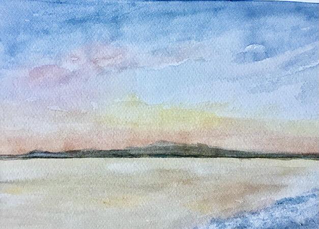 """""""On the West Coast of Ireland"""" by Petrina Kerr"""