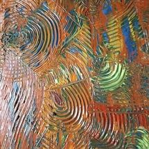 """""""In a Whirl"""" by Judy Jaggard"""