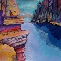 """""""View from on High"""" by Joan Patterson"""
