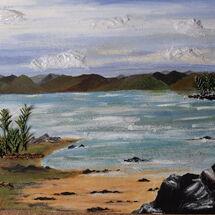 """Deserted Bay"" by Judith Jaggard"