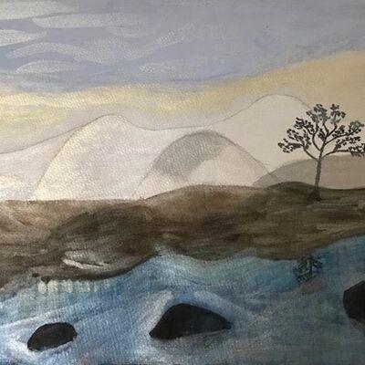 """Rannoch Moor"" by Hazel Campbell"