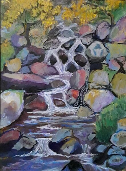 Perthshire Waterfall