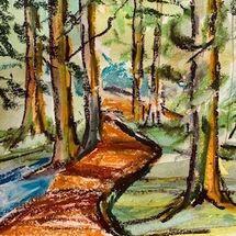 """Blairadam Forest"" by Moira MacPherson"